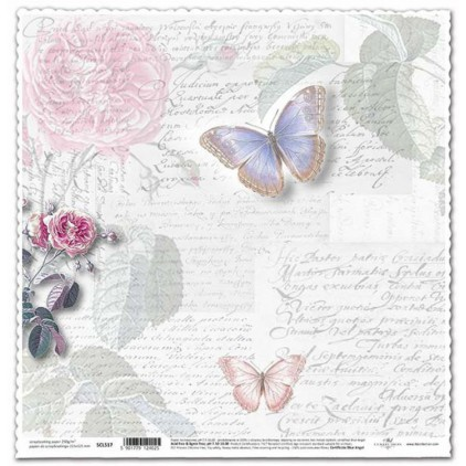 ITD Collection - Scrapbooking paper -  SCL517
