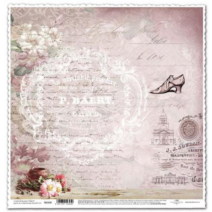 ITD Collection - Papier do scrapbookingu - SCL509