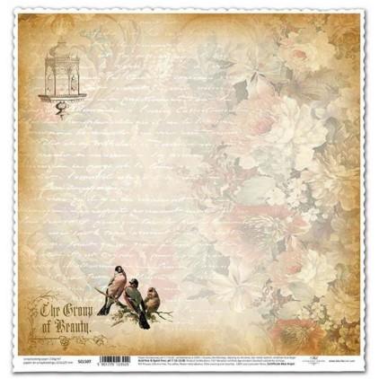 ITD Collection - Papier do scrapbookingu - SCL508