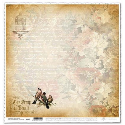ITD Collection - Scrapbooking paper -  SCL508