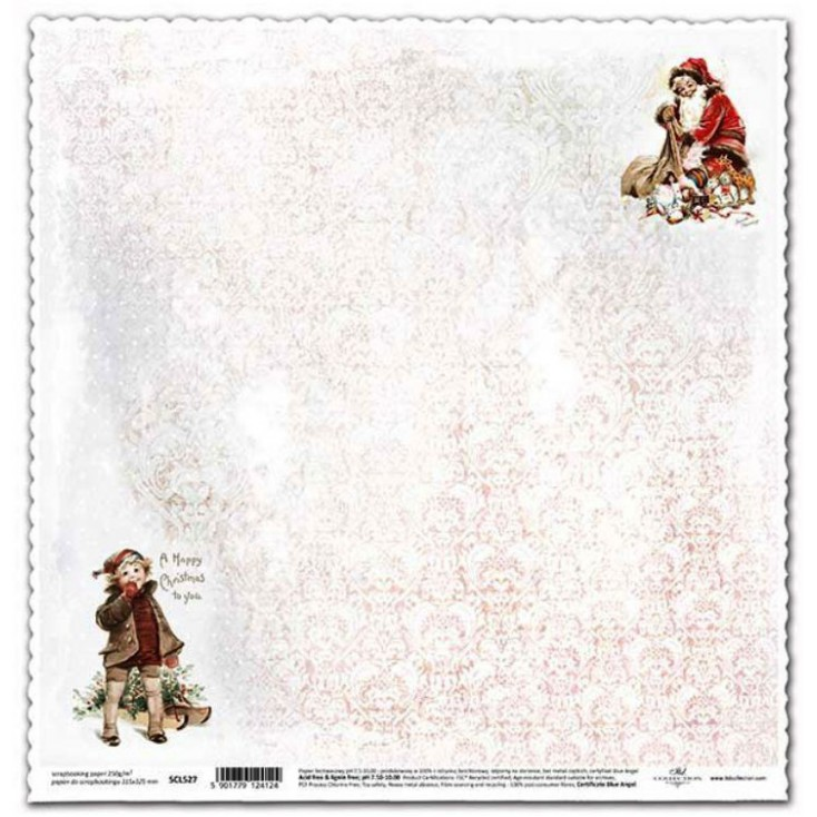 ITD Collection - Scrapbooking paper -  SCL507