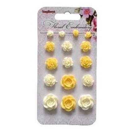 Resin flowers 8