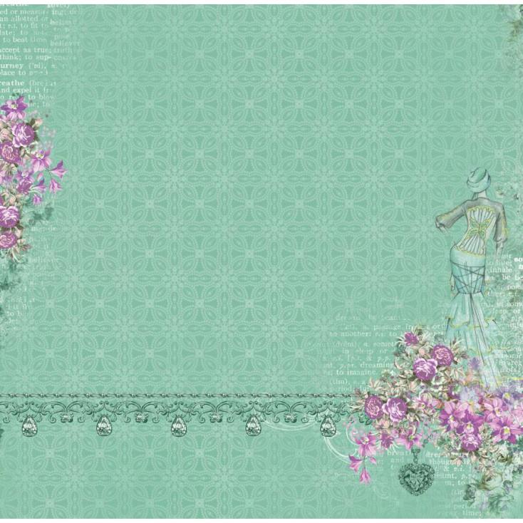 Scrapberry's - Papier do scrapbookingu – Cherished Jewels - Sparkling Elegance