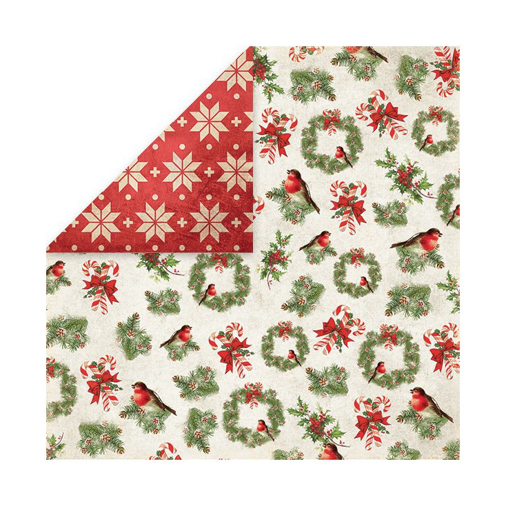 Craft and You Design - Scrapbooking paper - North Pole 06