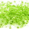 Beaded Garland Ø7mm length 130cm - lime