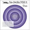 Dies Circles with dots - Creal-Nest-Lies XXL 41