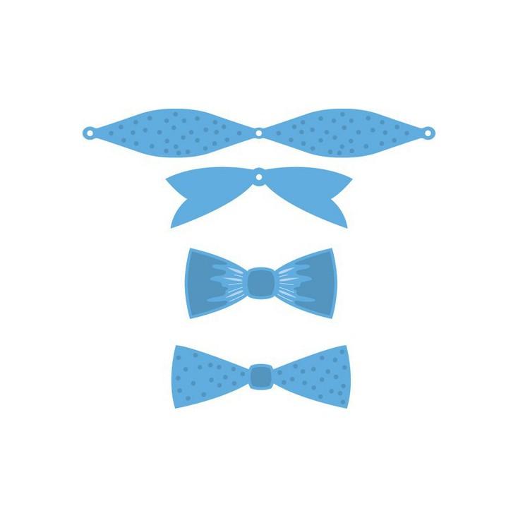 Marianne D Creatable Mix & match bows LR0448