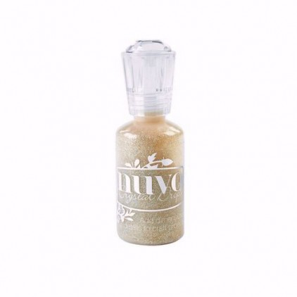 Nuvo - Glitter Drops - Honey Gold 762N