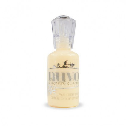 Nuvo - Crystal Drops - Buttermilk 652N