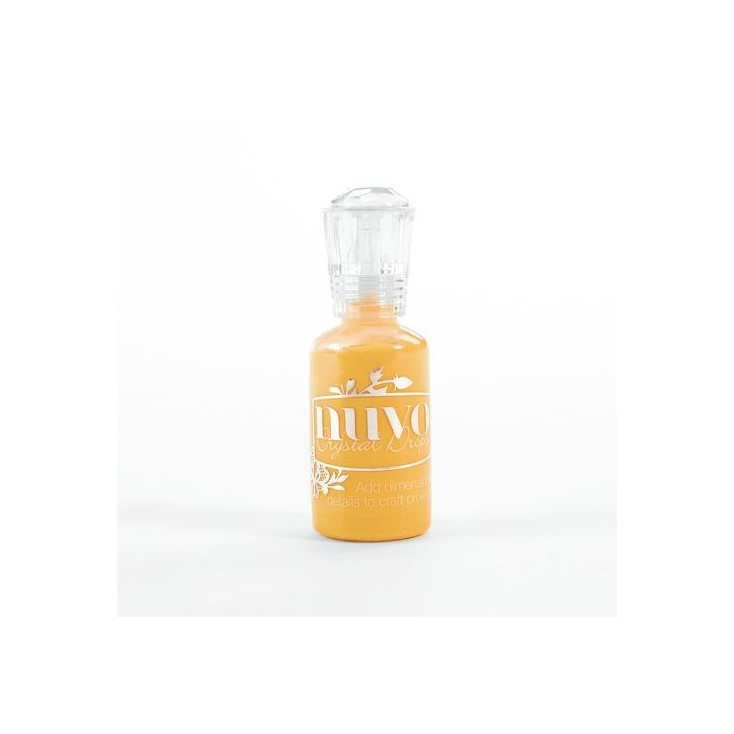 Nuvo - Crystal Drops - English Mustard 685N