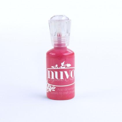 Nuvo - Perełki w płynie - red berry 667N