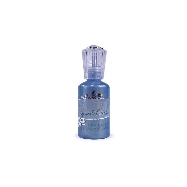 Nuvo - Crystal Drops - navy blue 659N