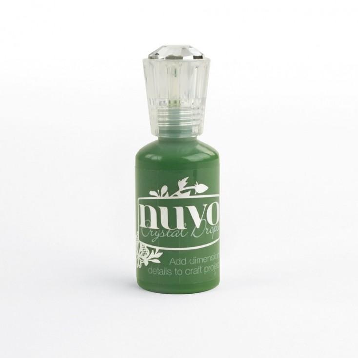 Nuvo - Crystal Drops - woodland green 663N
