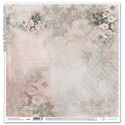 ITD Collection - Scrapbooking paper - SCL564