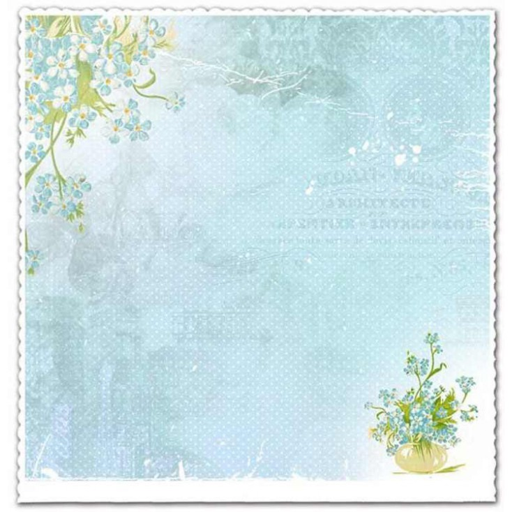 ITD Collection - Scrapbooking paper - SCL540