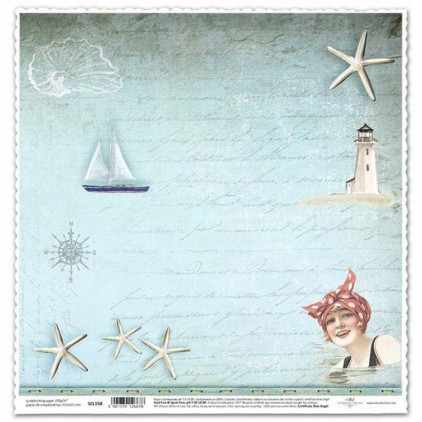 ITD Collection - Papier do scrapbookingu - SCL558