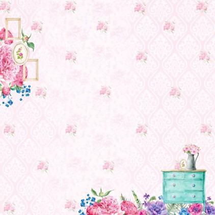 Papier do scrapbookingu – Scrapberry's Home Sweet Home - Happy House