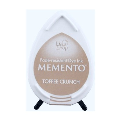 Tsukineko Memento Dew Drops - TOFFEE CRUNCH