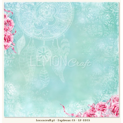 Double sided scrapbooking paper - Daydream 03