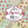 Decorer - Zestaw papierów do scrapbookingu - Roses