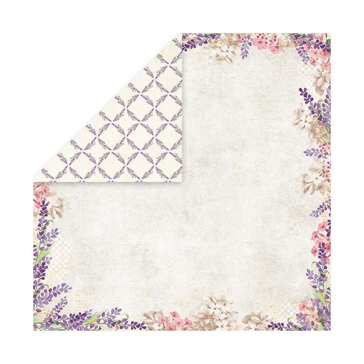 Papier do scrapbookingu - Craft and You Design - Lavender Garden - 02