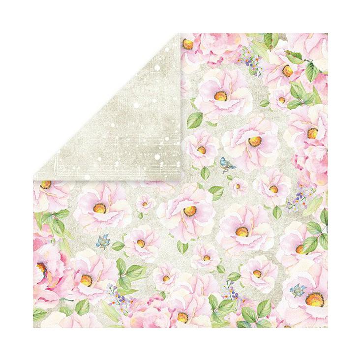 Papier do scrapbookingu - Craft and You Design - Bird Song 04