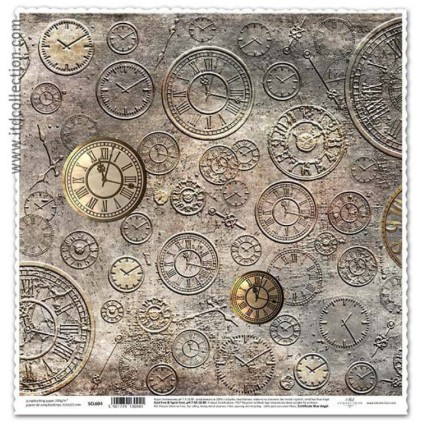 ITD Collection - Scrapbooking paper - SCL604