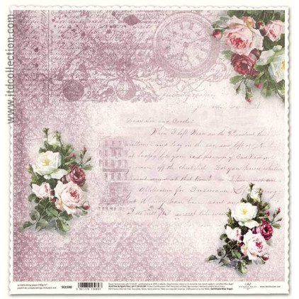 ITD Collection - Scrapbooking paper -  SCL590