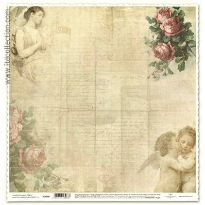 ITD Collection - Scrapbooking paper -  SCL588