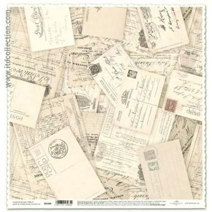 ITD Collection - Papier do scrapbookingu - SCL586