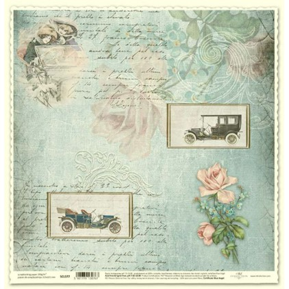 ITD Collection - Papier do scrapbookingu - SCL577