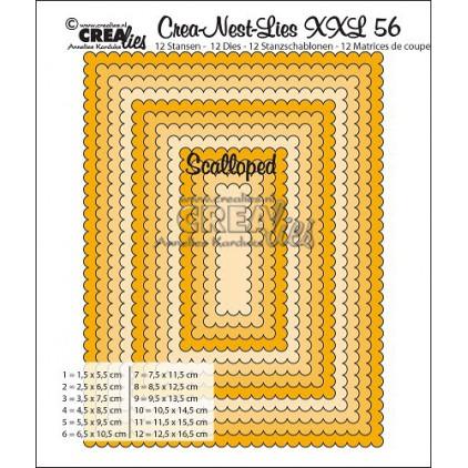 Dies - Creal-Nest-Lies XXL 56