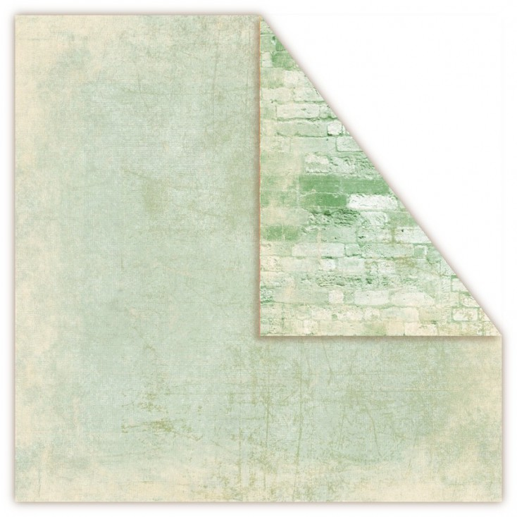 Scrapbooking paper - UHK Gallery - Provence - le gazon