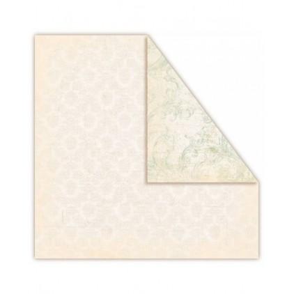 Papier do scrapbookingu - UHK Gallery - Provence - vin blanc