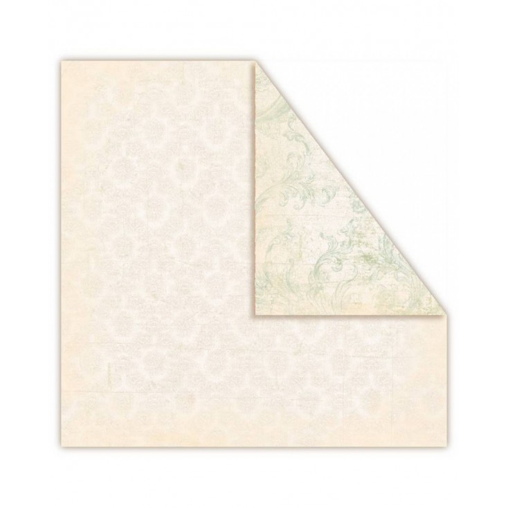 Scrapbooking paper - UHK Gallery - Provence - vin blanc