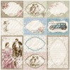 Scrapbooking paper - Maja Design - Vintage Romance - Love notes