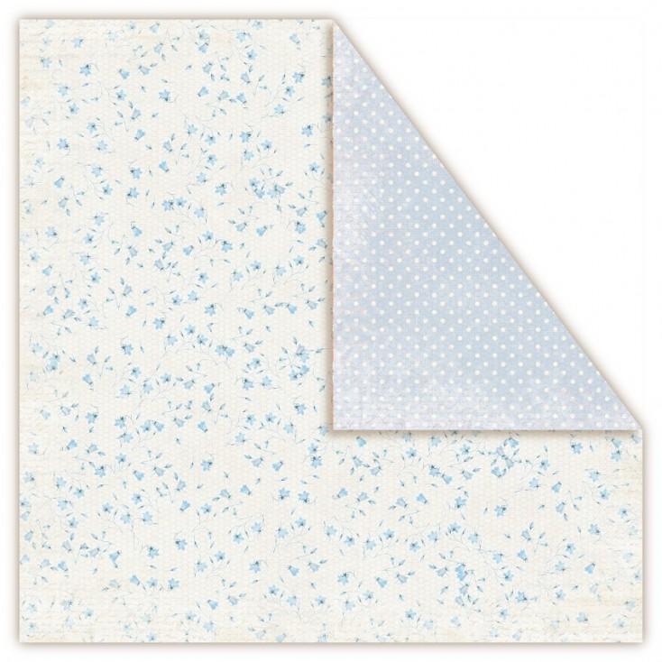 Papier do scrapbookingu - UHK Gallery - Frosty Morning - hoarfrost