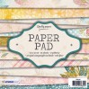 Studio Light - Mały bloczek papierów do scrapbookingu - PPSL48