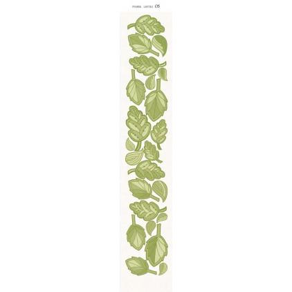 Galeria Papieru - strip -pictures - leaves 05