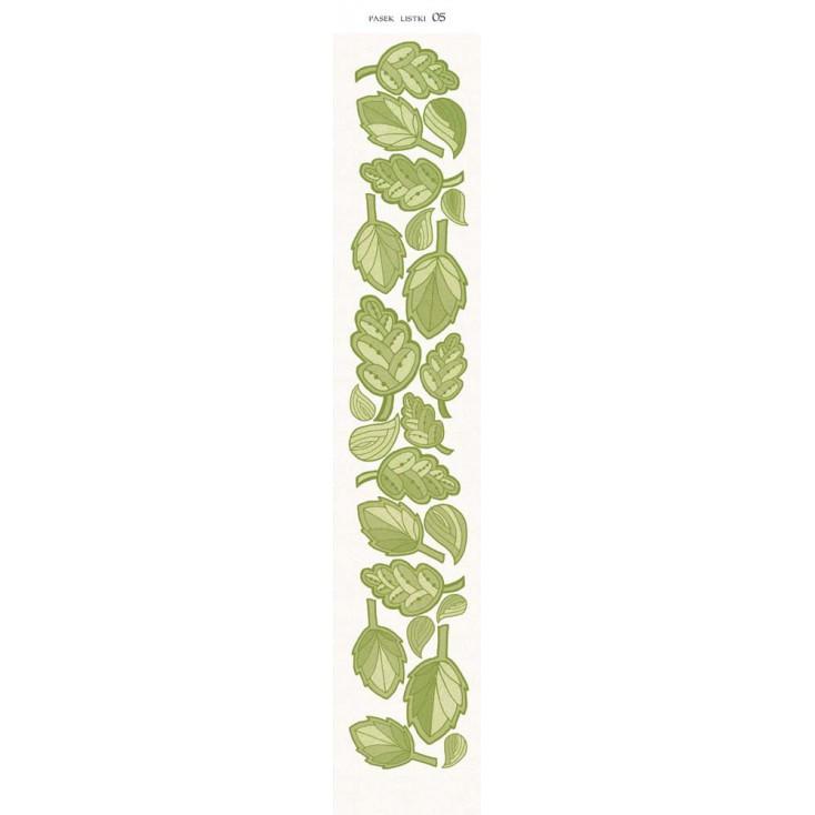 Galeria Papieru - pasek - obrazki - liście