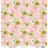 Papier kwiatowy - Papier do scrapbookingu - Mintay-Celebrations -04