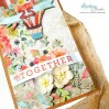 Scrapbooking paper - Mintay -Together - 02