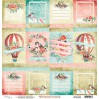 Scrapbooking paper - Mintay -Together - 06