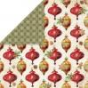 Craft and You Design - Papier do scrapbookingu - Vintage Christmas 06
