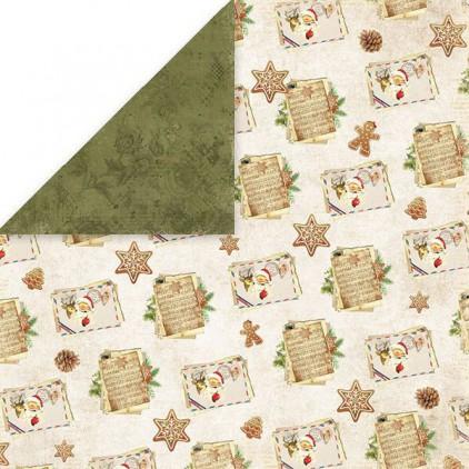 Craft and You Design - Papier do scrapbookingu - Vintage Christmas 02