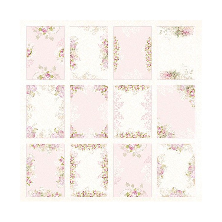 Craft and You Design - Papier do scrapbookingu - White Day -07
