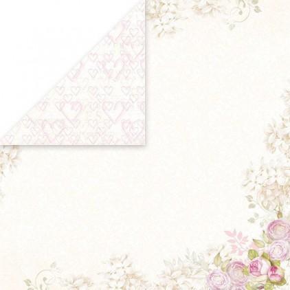 Craft and You Design - Papier do scrapbookingu - White Day - 05