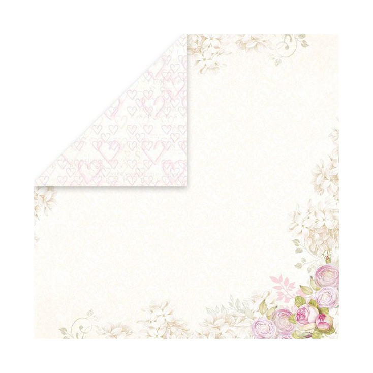Craft and You Design - Papier do scrapbookingu - White Day - 05