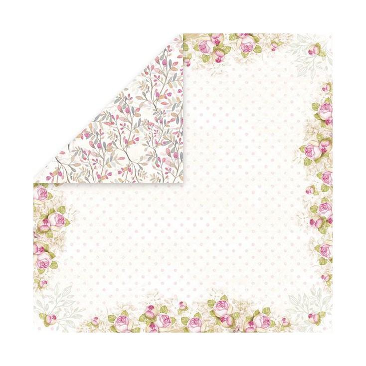 Craft and You Design - Papier do scrapbookingu - White Day - 04