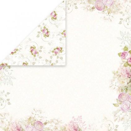 Craft and You Design - Papier do scrapbookingu - White Day - 01